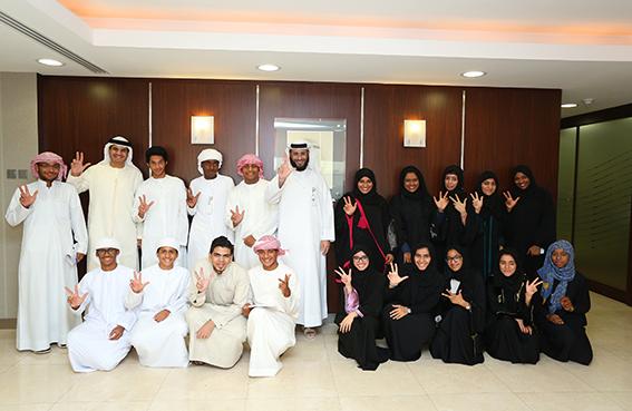 وصل تستثمر في الشباب الإماراتي من خلال برنامجها للتدريب الصيفي